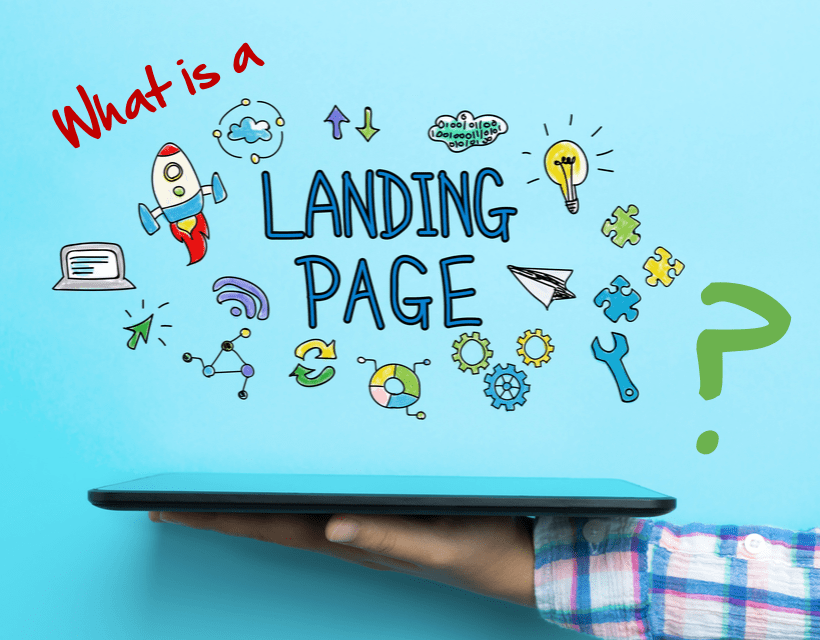 BLOG - What is a Landing Page