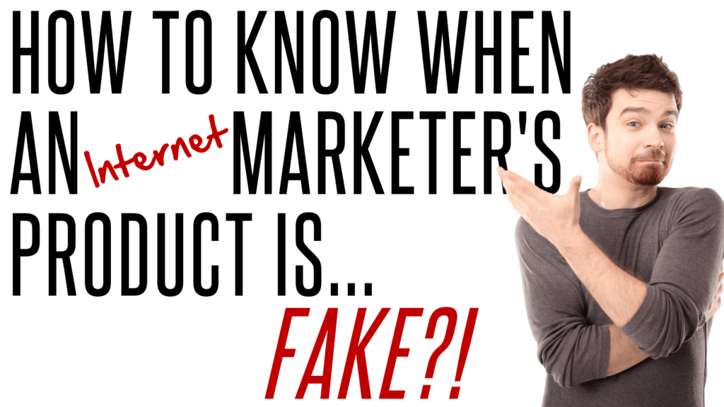 If an IM Product is FAKE?