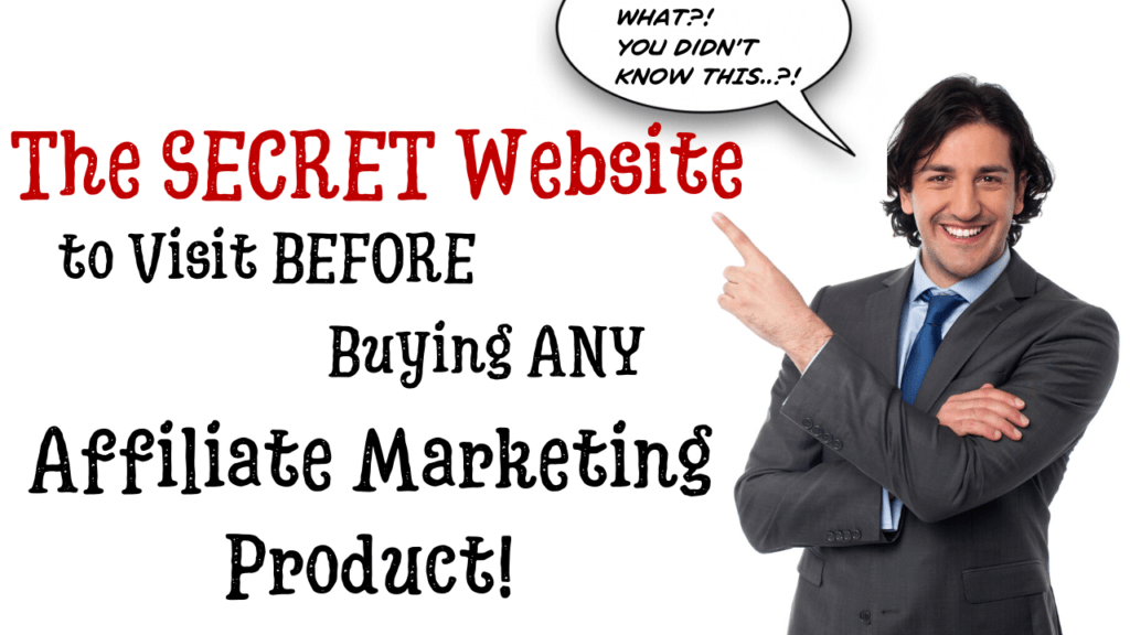 The Secret Website...